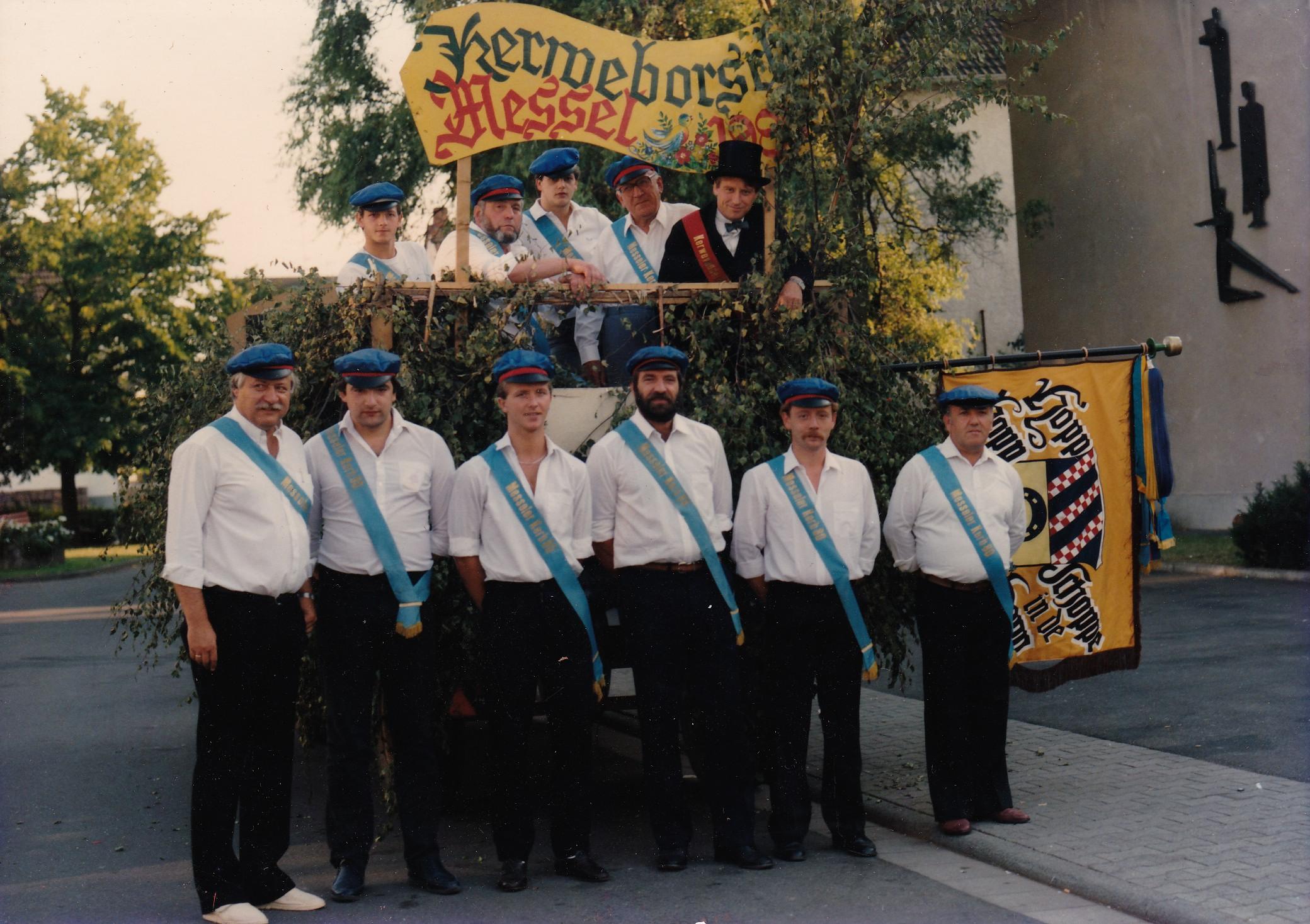 1980_Die ersten Kerbborsch